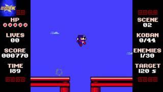 Ninja Senki DX Ps4 Gameplay