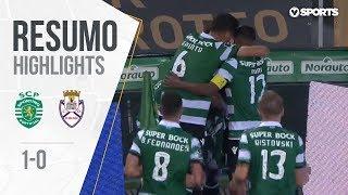 Highlights   Resumo: Sporting 1-0 Feirense (Liga 18/19 #4)