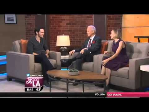 Colin O'Donoghue on GoodDay LA