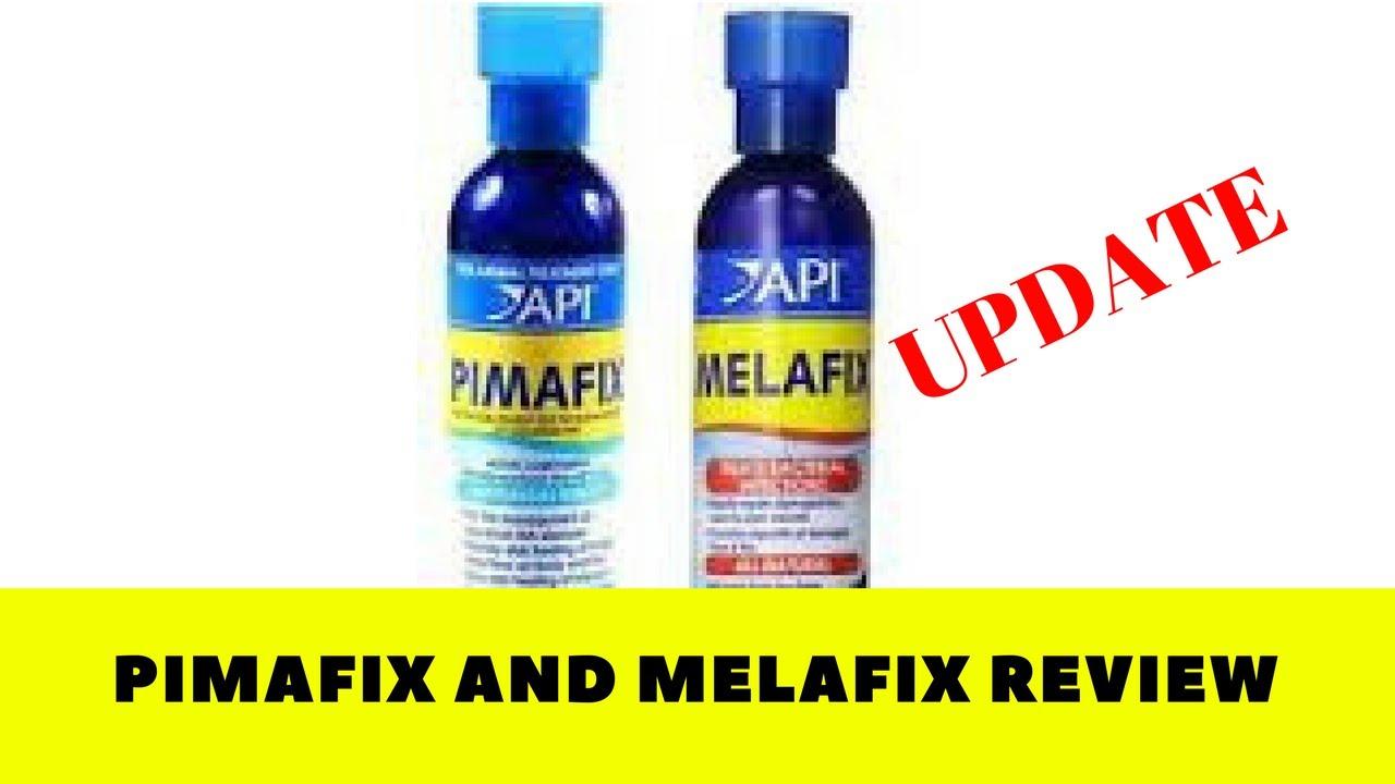 Melafix & Pimafix: update video