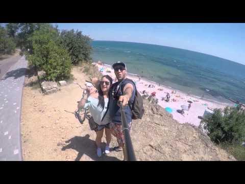 Gopro 4 ! Trip odessa in 3 days (ukraine) !!!