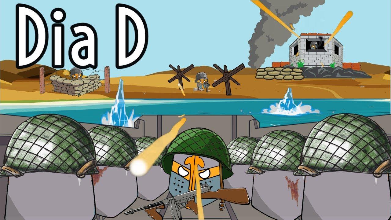 O Dia D e a Batalha da Normandia | Batalhas da Segunda Guerra Mundial