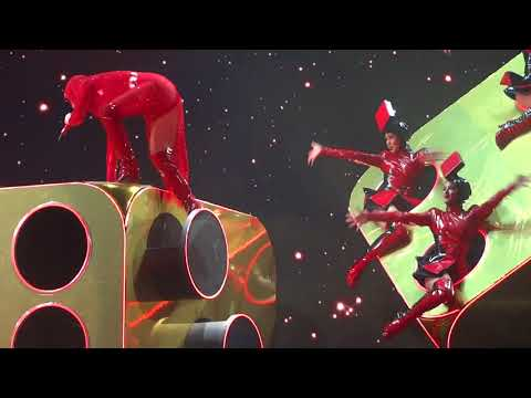 Katy Perry - Roulette (Live)
