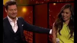 "Jessica Sanchez ""Dance With My Father Again"""