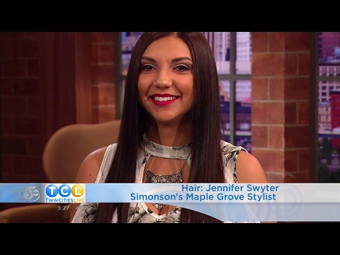 Keratin Smoothing Treatments featured on Twin Cities Live