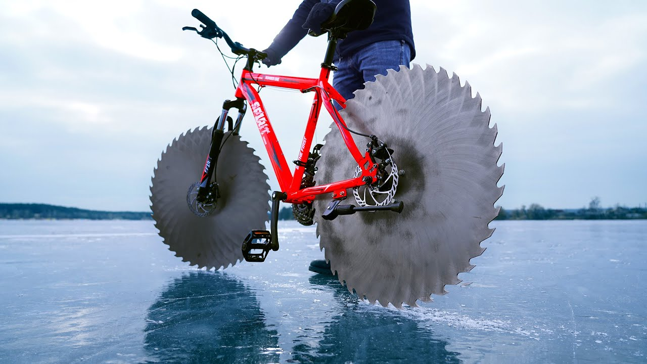 Download Epic Cycling on Ice