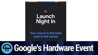 Google's Hardware Event is Near