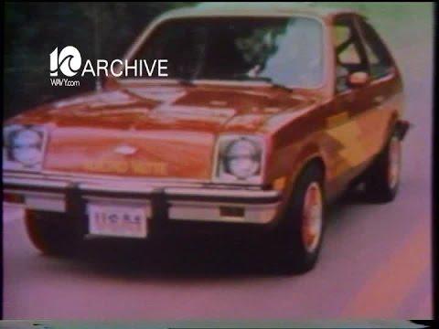 Wavy Archive 1980 General Motors Electric Car