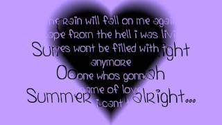 Dj Paudie Ft Underdog Project - Game of love vs Summerjam (with lyrics) HD/HQ