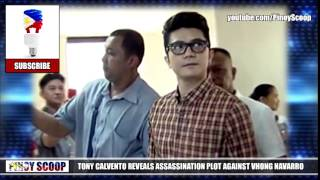 Tony Calvento Reveals Assassination Plot Against Vhong Navarro