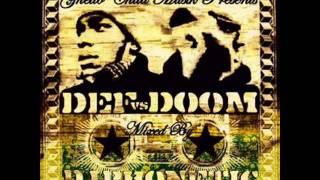 Mos Def -2006 - [MosDef & MF Doom] Def Vs. Doom - Skit (Yall Embarrassing And Ignant)- Swe
