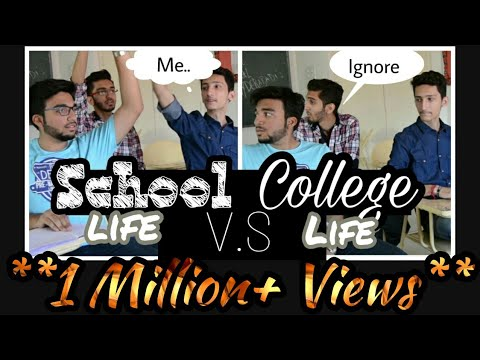 short essay on school life vs college life Short stories poems creative essays topics  a pair of socks leads the author to reflect on the impact his choices have made on his life  creative essays (38.
