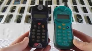 Видео Alcatel One Touch Easy DB & Ringtons (автор: Retro phone show)