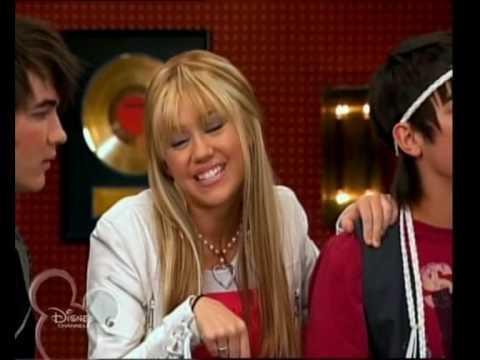 Hannah Montana Rock Star Video