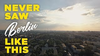 Never saw Berlin like this - Mavic Pro maiden flight | VLOG #2