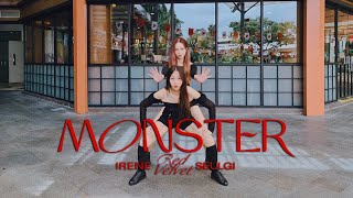 Red Velvet (IRENE 아이린 & SEULGI 슬기) - Monster Dance Cover…