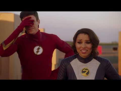 The Flash Season 5 - All Deleted Scenes #1