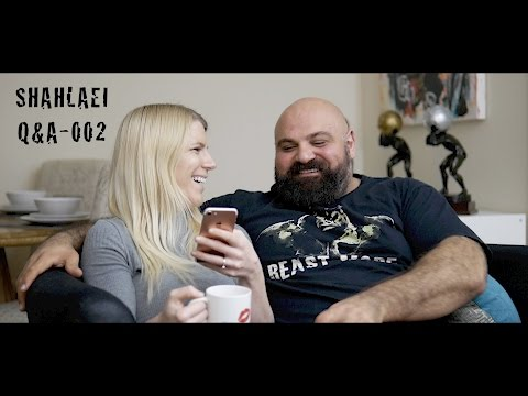 Big Loz Strongman Q&A - 002 - Fiancée edition.