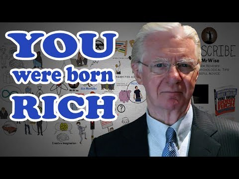 HOW TO POSSESS RICH MINDSET! YOU WERE BORN RICH by Bob Proctor!