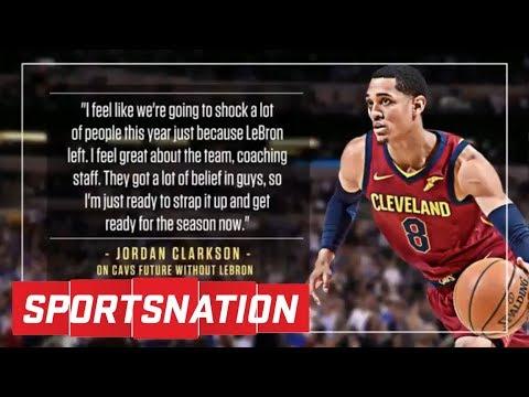 LZ Granderson: 'I believe the Cavaliers will shock the world this season' | SportsNation | ESPN