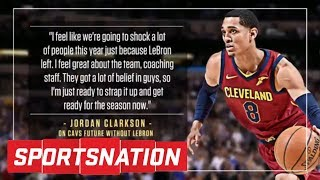 LZ Granderson: 'I believe the Cavaliers will shock the world this season' | SportsNation | ESPN