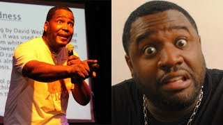 Comedian Corey Holcomb Releases DISTURBING Information On Dr Umar Johnson & Others!! thumbnail
