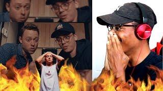 NO WAY! | Logic - Homicide ft. Eminem | Reaction