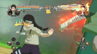 Naruto Shippuden Ultimate Ninja Storm Generations - Online Tournament #2 W/Commentary