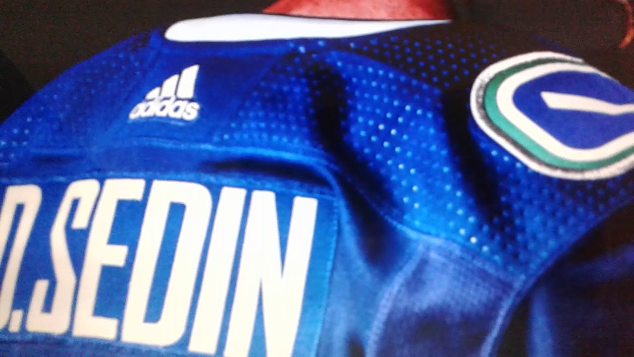 A Video About The New Adidas Adizero NHL Jersey Template - YouTube 8d6a193c44c
