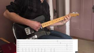 New Halloween Touché Amoré Guitar Cover - With Tabs