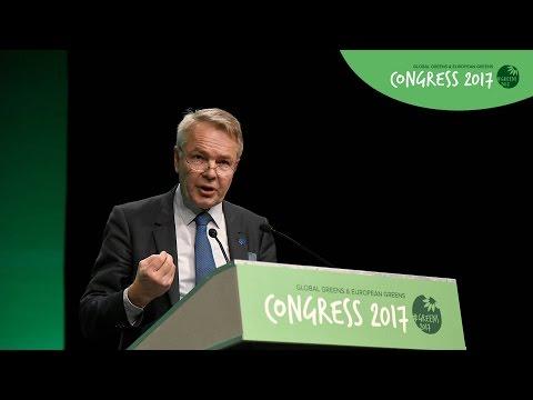 #Greens2017 Congress - Closing - Pekka Haavisto