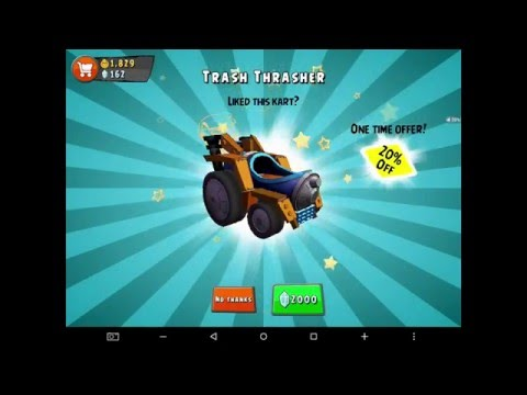 Angry Birds Go walktrough, daily event, weekly tournament and various races 2 Games for kids in engl