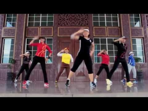 Lagu senam gerakkan pemanasan, inti dan pendinginan 2017
