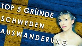 5 Gründe warum wir nach Schweden auswandern!