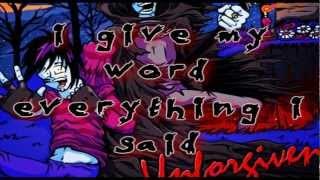 BOTDF - Unforgiven! (Lyrics!)