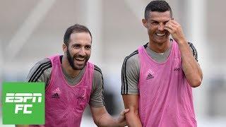 More goals this season, Cristiano Ronaldo or Gonzalo Higuain? | Extra Time | ESPN FC