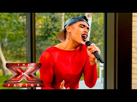 Seann Miley Moore gets to work | Judges Houses | The X Factor 2015
