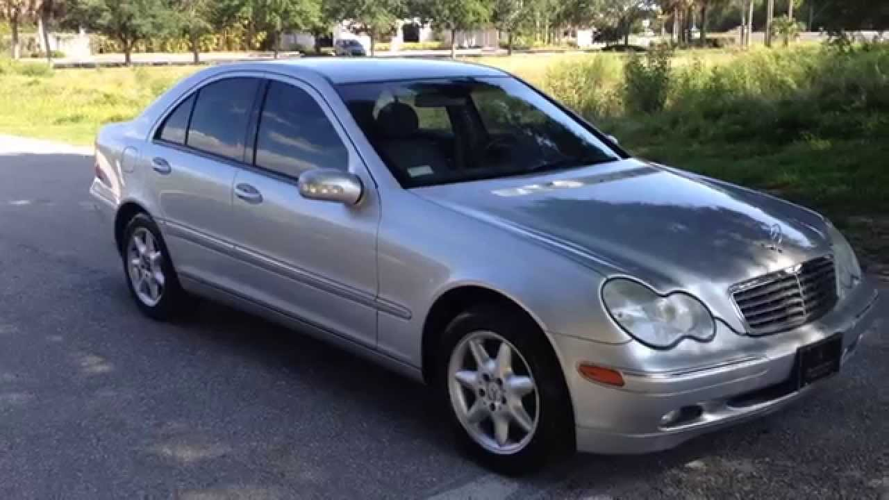 2003 MercedesBenz C240 View our current inventory at