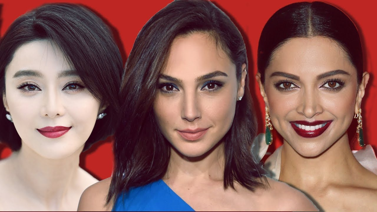 Top 30 World's Most Beautiful Women of 2018