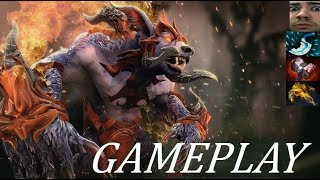 WHAT'S GOING ON GUYS | Ursa Ranked Gameplay Commentary Dota 2