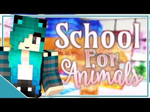 Minecraft: School For Girls [S4 Animals!] Episode 2 | Bohemian Brillance