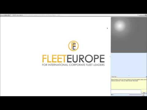 Fleet Europe webinar: Tendering for success - A practitioners's view