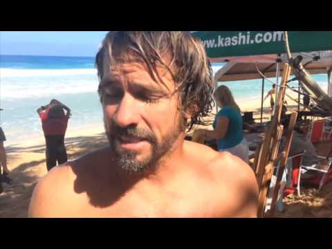 Pipeline 2016 - Guilherme Tamega - Round 4 Win - Heat Interview