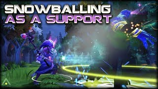 Dota 2: Stop Being Useless & Start Snowballing Games as a Support | Pro Dota 2 Guides