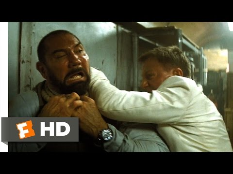 Spectre - Train Fight Scene (7/10) | Movieclips streaming vf