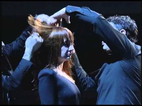 Stephan coiffure show hair collection MUTE 2012.wmv