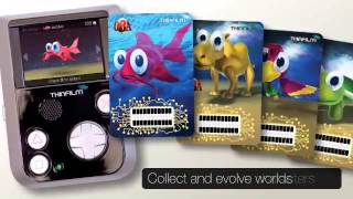 Игровые карточки – пример области применения печатной электроники