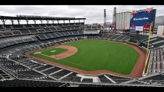 AJC 360 | A look inside the Braves' clubhouse and other areas of SunTrust Park