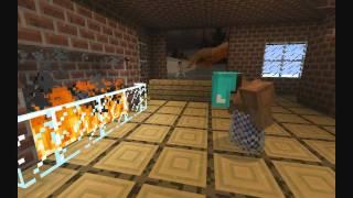 Minecraft - Прыгну со скалы
