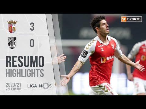 Braga Guimaraes Goals And Highlights
